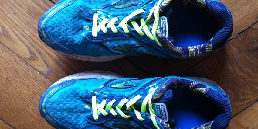 Lacets élastiques pour la course à pied