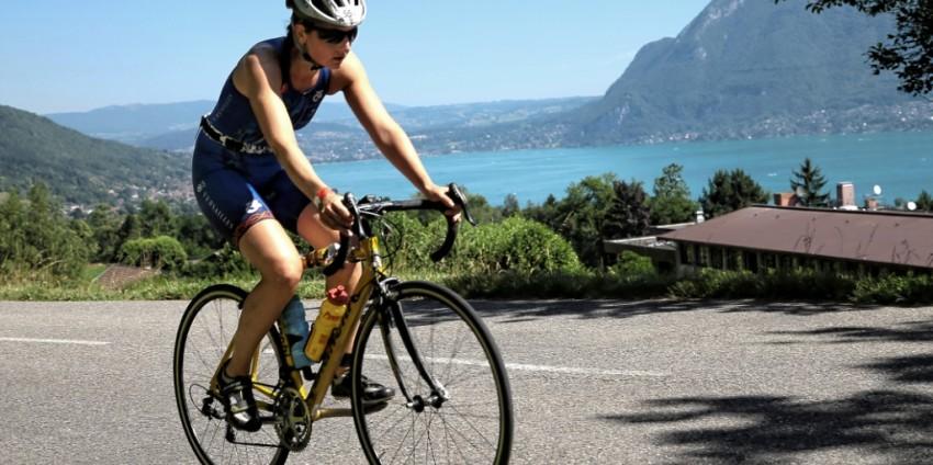 Triathlon M à Annecy