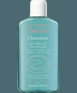 cleanance-gel-nettoyant avene