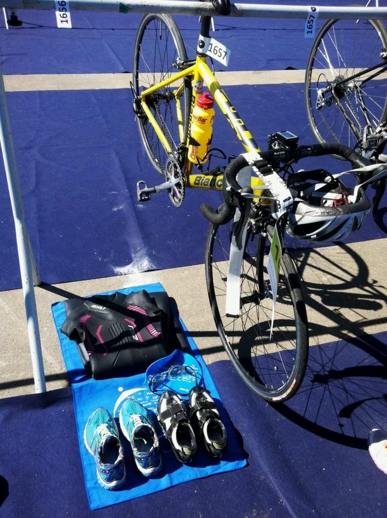 parc velo triathlon