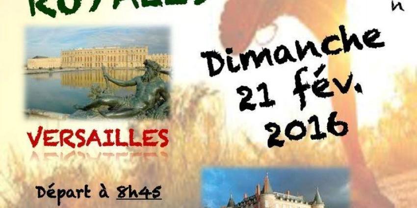 Trail des Villes Royales