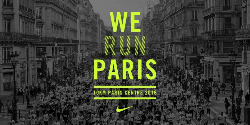 Les 10 km de Paris Centre