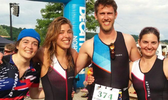Triathlon M à Pont Audemer