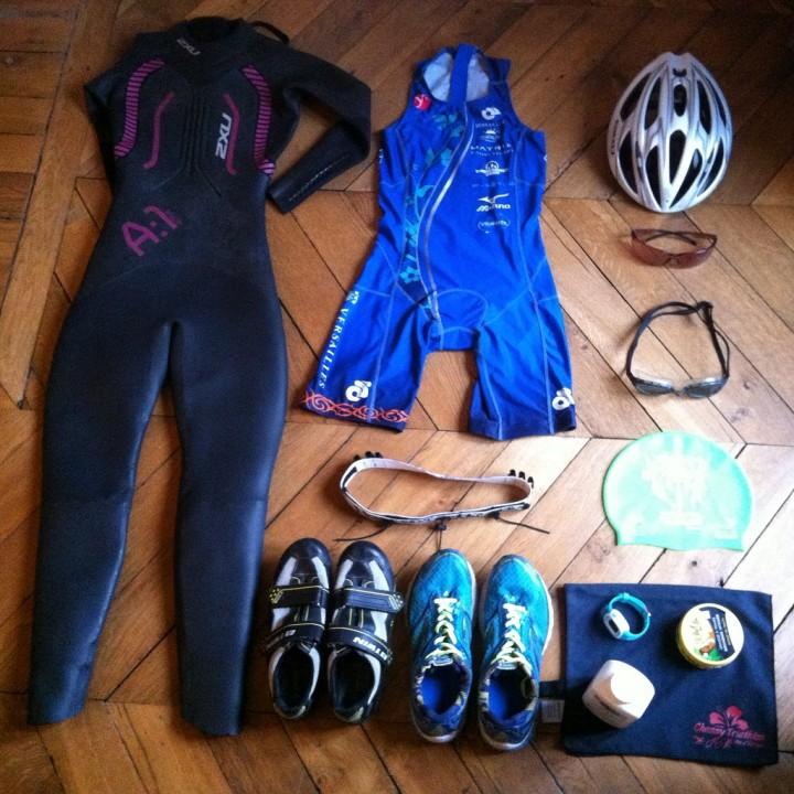 Mon 1er triathlon  : conseils et astuces