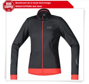veste velo gore bike wear