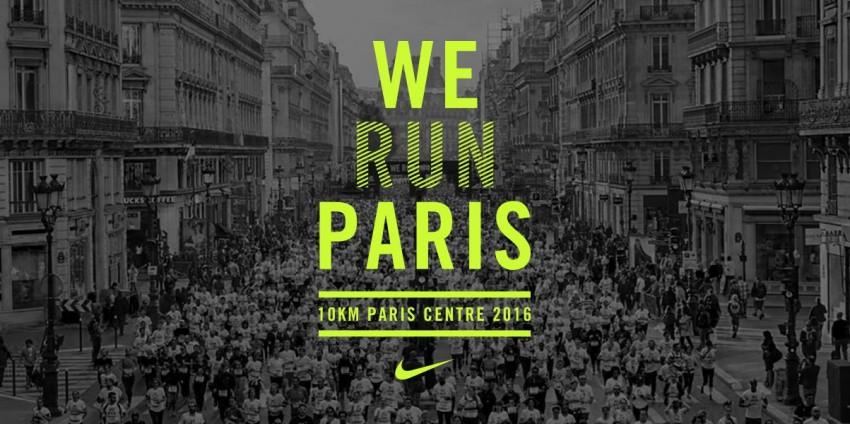 Les 10 km de Paris Centre